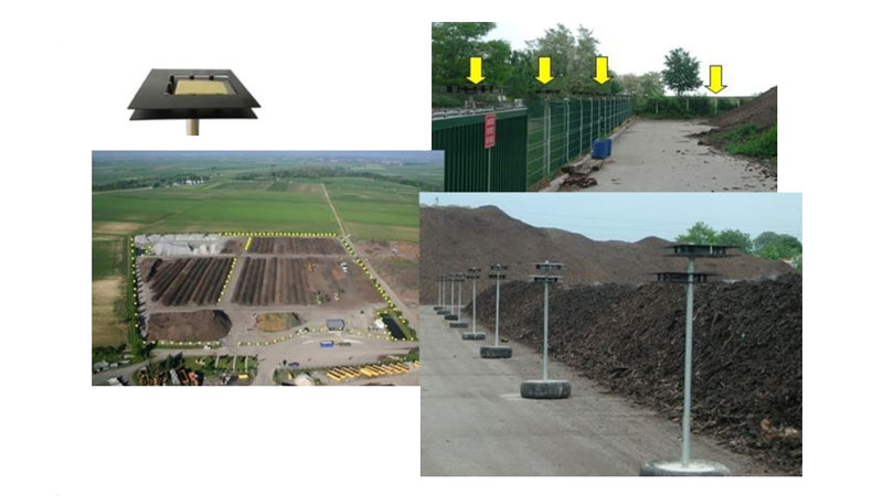 Application in waste treatment - Biothys
